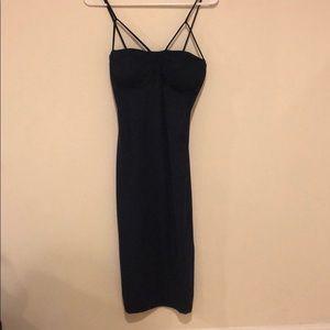 Women's Fashion Nova suede dress